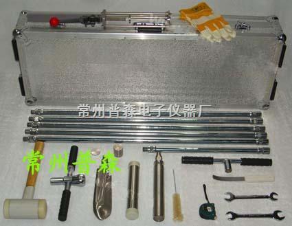江苏常州PST-110土壤有机物分析采样器