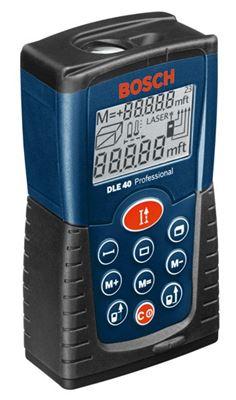 博世DLE 40 激光测距仪