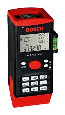 博世DLE 150 激光测距仪