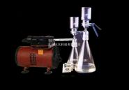 全玻璃滤膜过滤器/全玻璃过滤器/单个玻璃砂芯过滤器 型号:MT01-2000ml库号:M365839