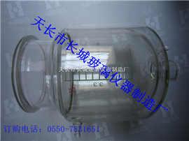 10L玻璃夹层反应器