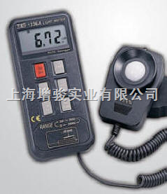 TES-1336A数字式照度计