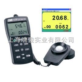 TES-1339R记忆式照度计/光度计