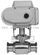 WS-ZDJQ電動衛生級球閥