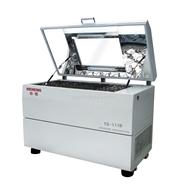 TS-111B上海标准落地式恒温培养振荡器 卧式恒温振荡培养箱