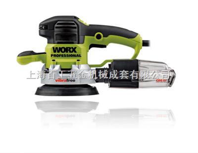 威克士WU654消振砂磨机