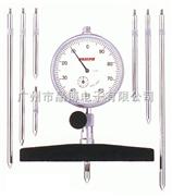 表盘式厚度仪|日本孔雀(PEACOCK)针盘式深度计