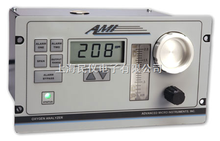 微量氧气在线分析仪
