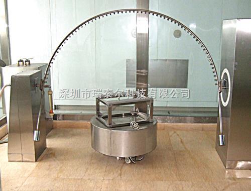 RTE-江苏摆管淋雨试验仪器江苏价格,手机防雨试验机,手机防湿试验机