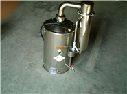 电热恒温蒸馏水器
