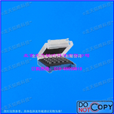部件號:B0121092PE原裝  涂層石墨管(不帶平臺)