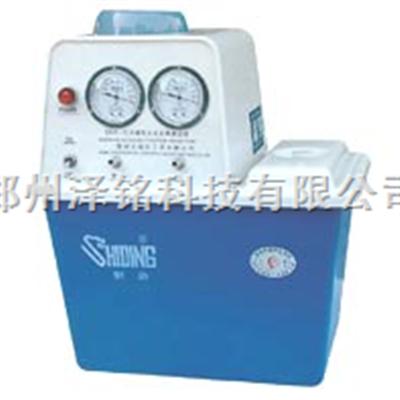 郑州SHB-III型台式循环水式多用真空泵*