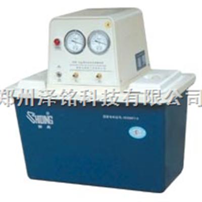 郑州 沈阳 盘锦 锦州SHB-IV双A型双面循环水式多用真空泵销售