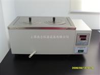 HWS-12双孔恒温水浴锅 上海水浴锅 恒温水箱 恒温槽