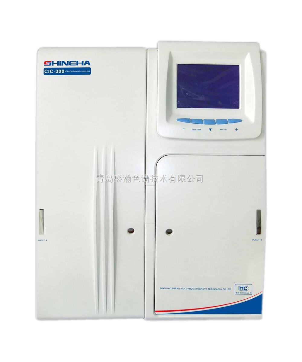 CIC-300CIC-300型离子色谱仪