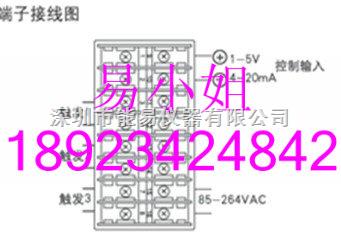 安东电子jkh-c4三相可控硅移相触发器/调压器