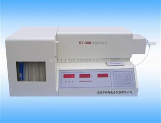 KY-300碳氫分析儀