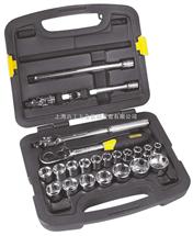 史丹利91-939-22 24件套12.5MM系列公制组套