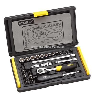 史丹利94-691-22 35件套6.3MM系列公制组套