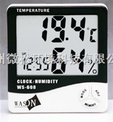 WS-608數顯溫濕度表