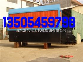北京燃煤立式导热油炉