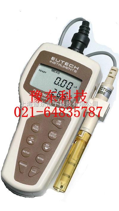 电导率/总溶解固体量(TDS)/温度检测仪