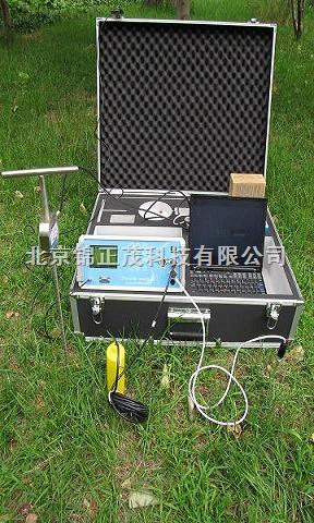 fdr土壤水分传感器可测量土壤水分的体积百分比,与土壤本身的机理无关