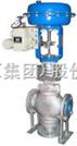 ZJHX气动薄膜三通调节阀(分流)