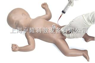 婴儿脐带插管模型