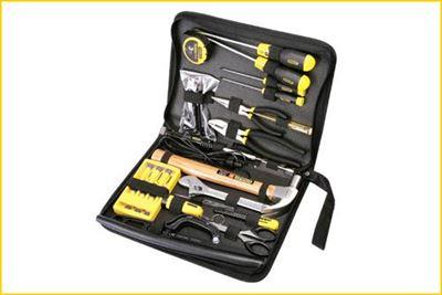 史丹利90-597-23 18件套高级通用工具包