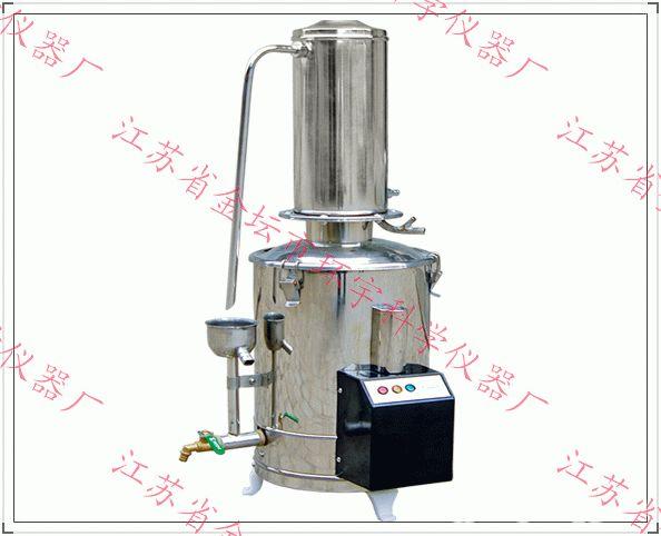 电热蒸馏水器蒸馏水器常见故障和排除