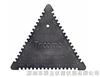英国PTE 涂层测厚仪三角湿膜梳
