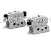 -原装SMC二位三通电磁阀;CDQ2A100-125DC-A73