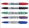 orj-1028绿色双头记号笔