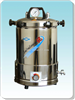 YX280AS手提式不锈钢压力蒸汽灭菌器