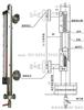UDZ-10 磁翻板液位计价格,磁翻板液位计厂商,顶装磁翻板液位计,磁翻板式液位计选型,顶装式磁翻板液位计价格