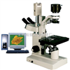 绘统光学厂倒置生物显微镜