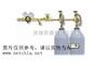 M49183气体汇流排/汇流排/氧气/氮气/氢气/氩气/氦气汇流排(单侧,6个瓶)