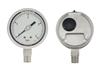 上仪集团 Y-150B-FQ Y-150B-FZQ 安全型不锈钢压力表