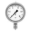 YNF-150 YNF-100 YNF-60  不锈钢耐震压力表 上海耐震压力表