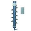 自仪五厂 UDZ-02S双色电接点液位计