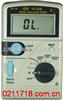 YF-509台湾泰玛斯TENMARS 数显高阻计/电阻针YF509