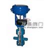 上海-氣動多級高壓籠式調節閥-氣動調節閥